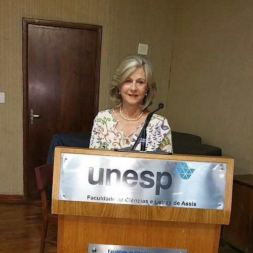 Palestra na UNESP-ASSiS em 18 de outubro de 2016. XIII Seminário de estudos Literários