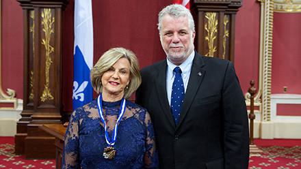 Agosto de 2017, recebeu a medalha ´NOBRE PARCERIA´, do sr. Embaixador do Canadá, em comemoração aos 150 anos da Confederação canadense