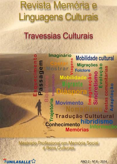 Revista Memória e Linguagens Culturais: Travessias Culturais