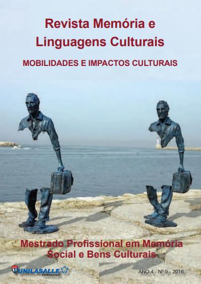 Revista Memória e Linguagens Culturais: Modalidades e Impactos Culturais