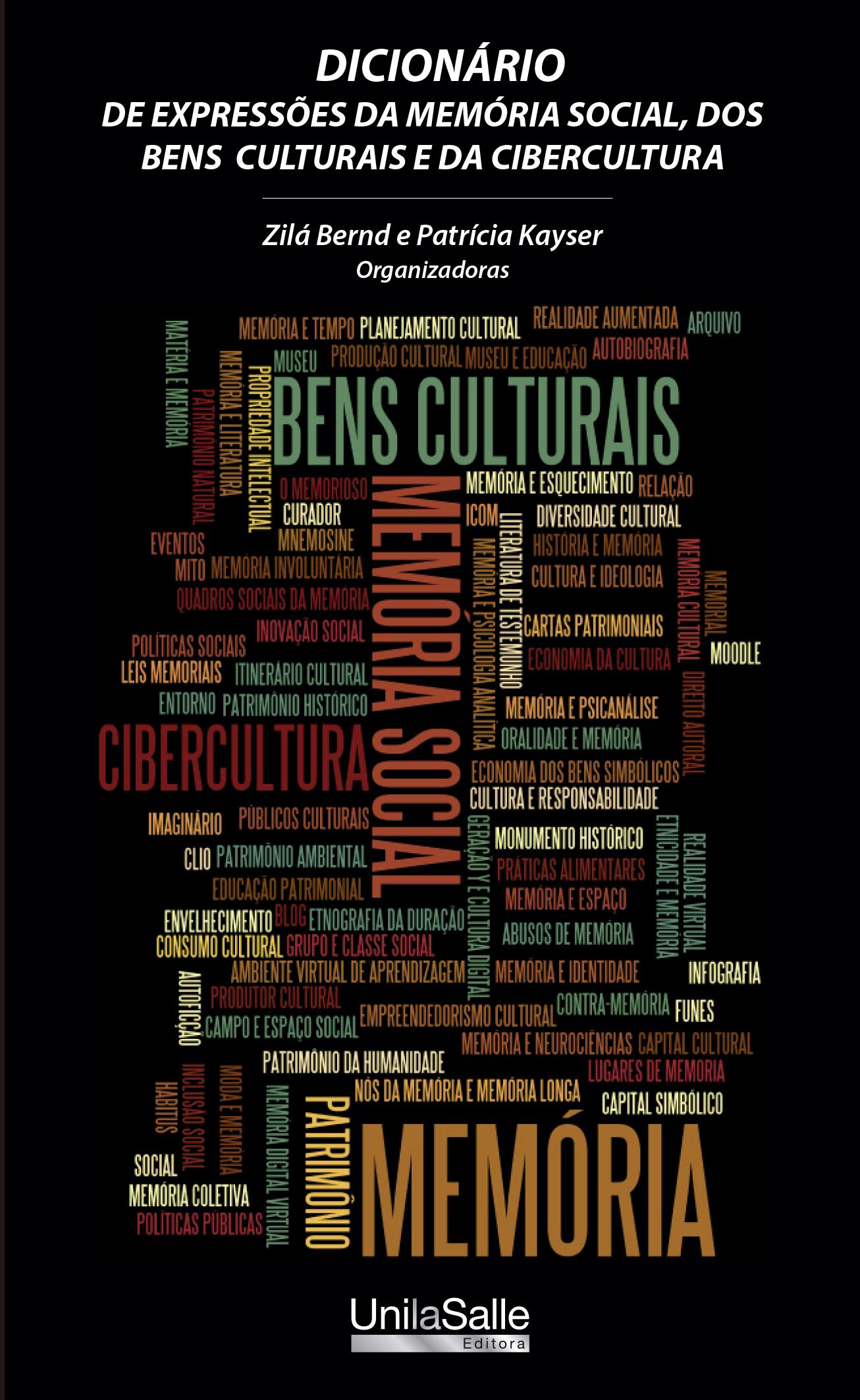 Dicionário de expressões da Memória Social, Bens Culturais e Cibercultura