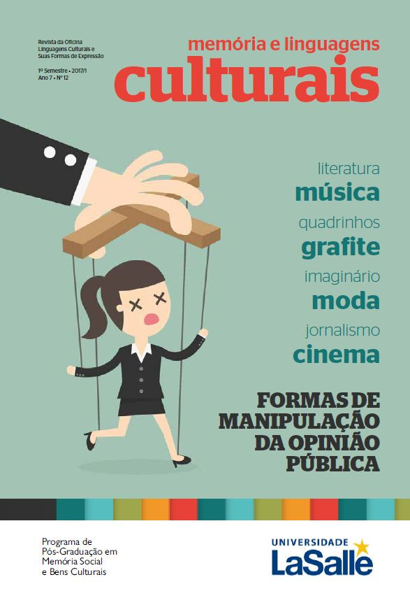 Revista Linguagens Culturais - Editorial 2017-1