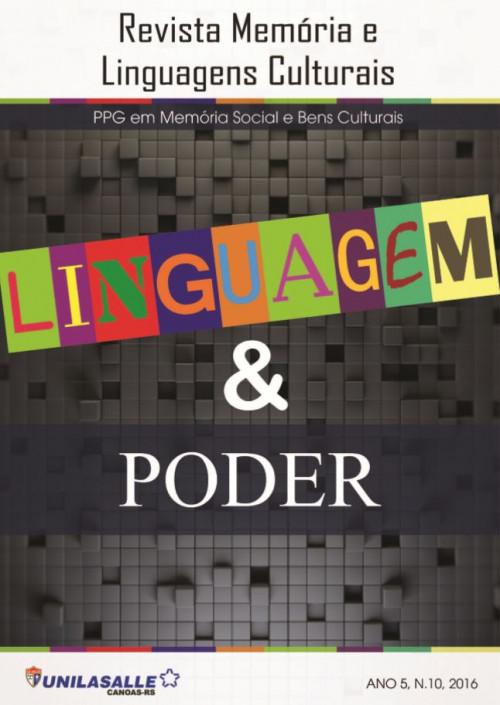 Revista Memória e Linguagens Culturais: Linguagem & Poder